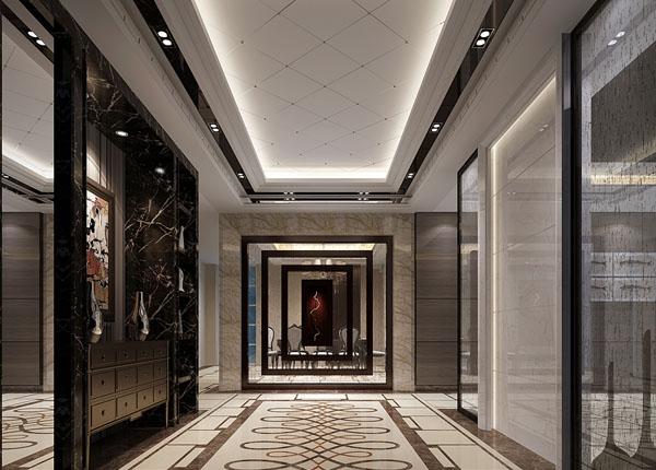 广州花都别墅-室内设计