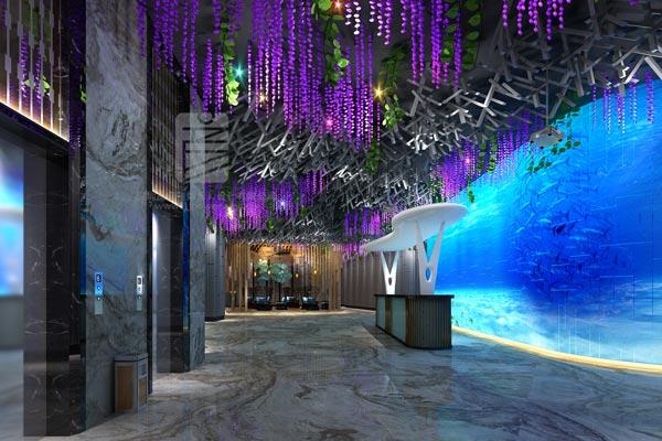 通过温泉设计提高度假品位