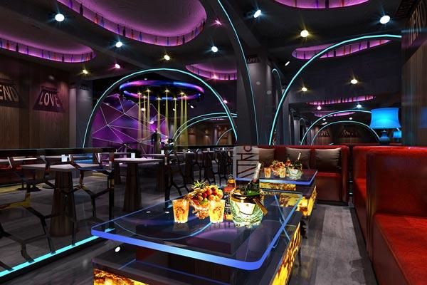 酒吧厨房设计和桌椅设备如何合理搭配?