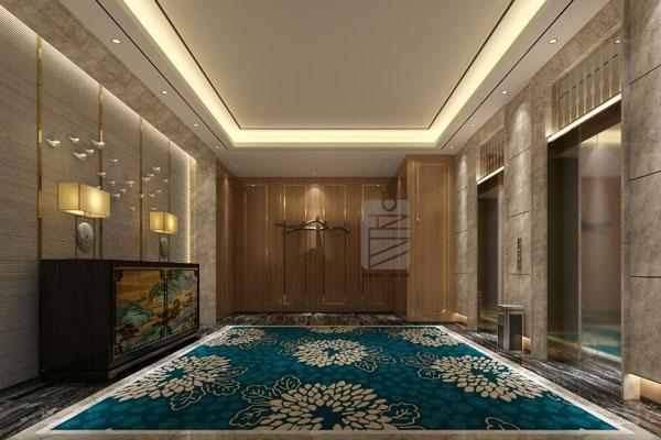 简约时尚风格的酒店设计