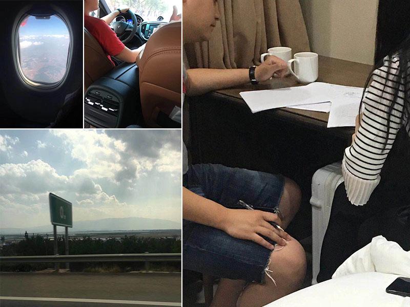 2018-4-15 成功签约云南红河州蒙自大型水疗会所项目