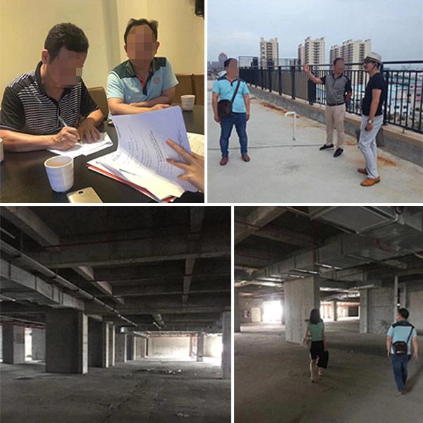 2018-5-17 成功签约广东中山大型足疗会所项目