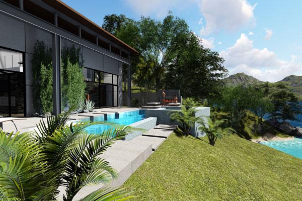 利用自然优势打造极致民宿景观设计
