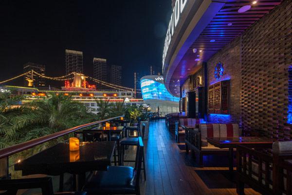 酒吧灯光如何设计?