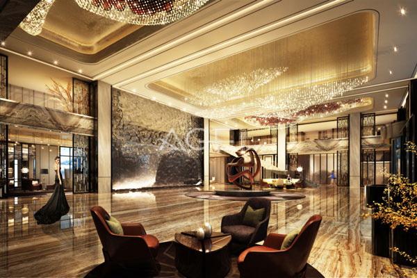 欧式酒店设计如何体现奢华感?