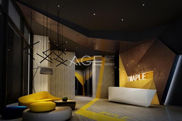 专业酒店设计,让设计直达你心