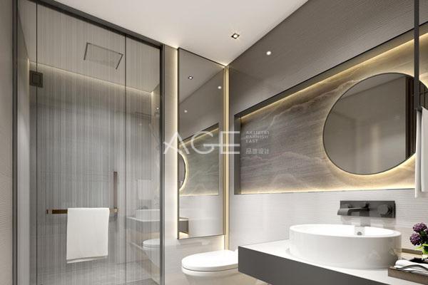 酒店洗手间设计的关键要点