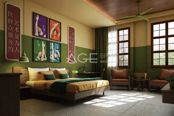 民宿酒店设计如何更有特色?
