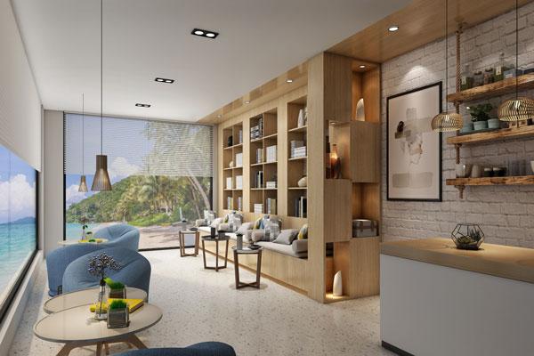 酒店装饰室内陈设品如何选择?