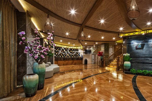 水疗设计入口绿化设计
