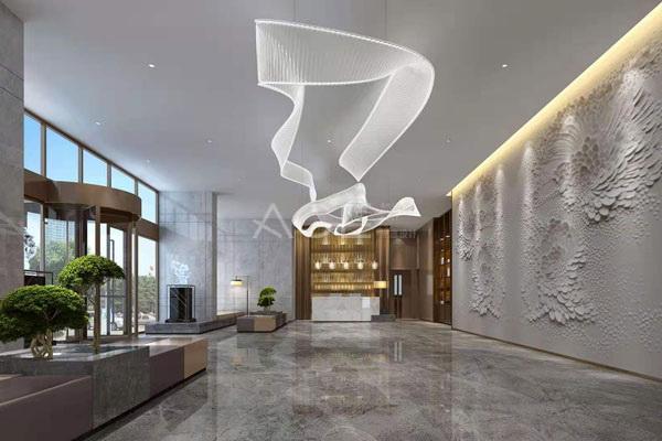 酒店室内设计绿色植物的作用