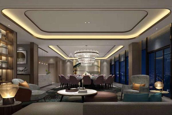 室内空间环境对酒店设计的影响