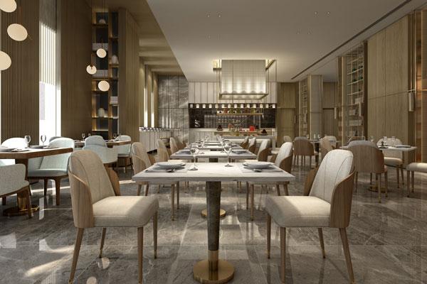 餐厅设计中的装饰品与装饰图案