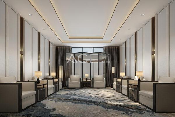 酒店设计室内家具如何布置?