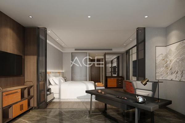 酒店客房设计的标准