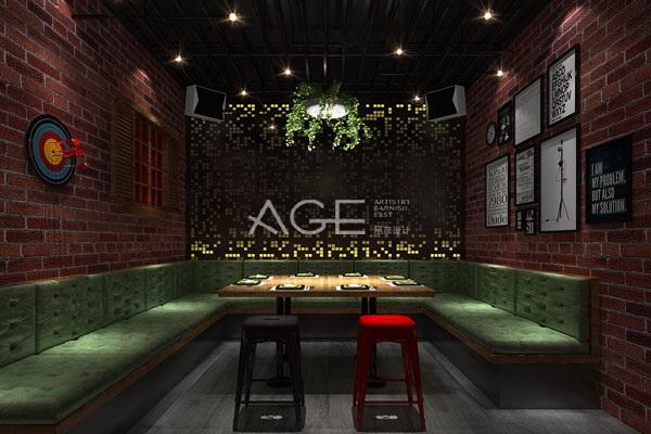 餐饮酒吧空间设计的分类标准