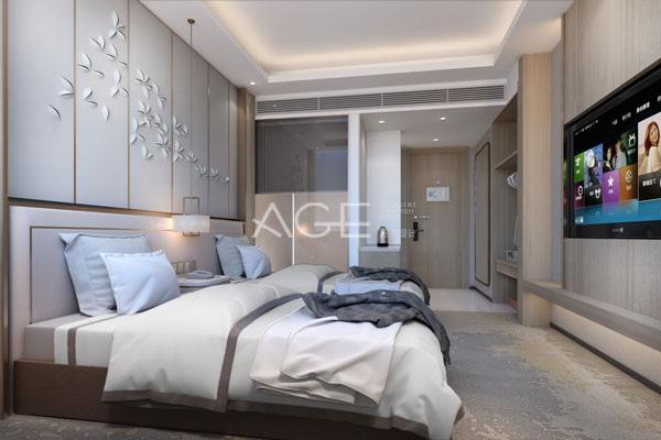 酒店设计如何选择客房灯具?