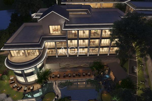 酒店设计的3种布局方式